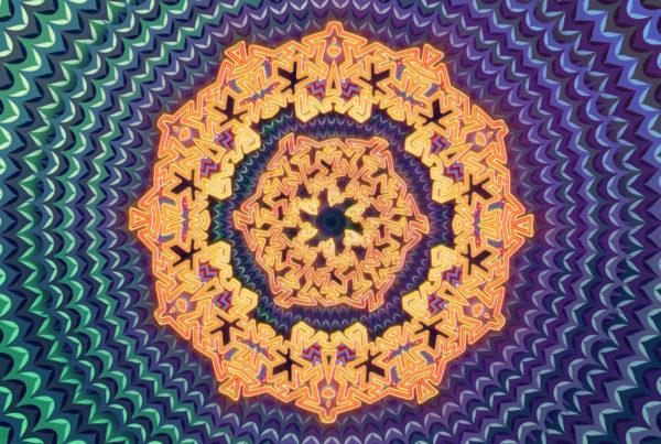 Mandalas y arte digital